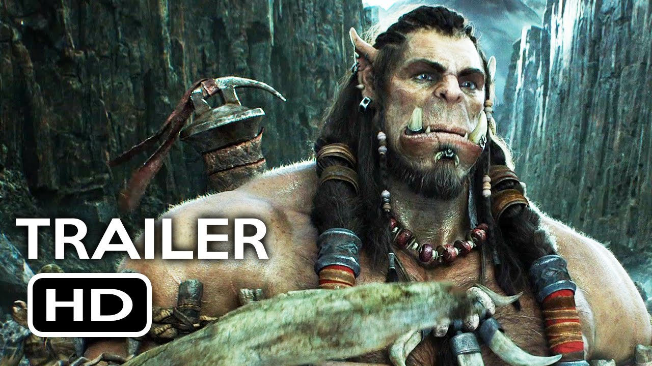 Warcraft Official Trailer #2 (2016) Action Fantasy Movie HD
