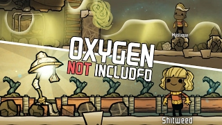 Oxygen Not Included - Farming in CHAOS! - Contamination Breach - Let