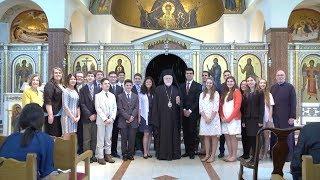 34th Annual St. John Chrysostom National Oratorica...