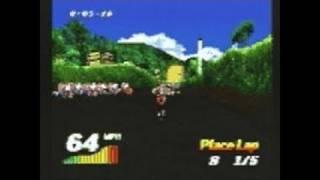 VMX Racing PlayStation Gameplay - VMX Racing