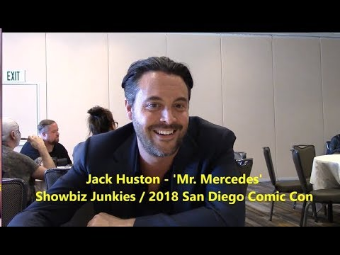 Mr. Mercedes Season 2  Jack Huston  Comic Con