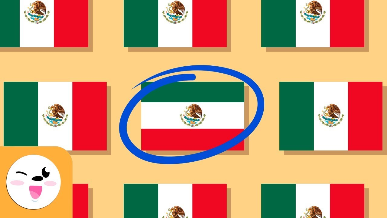 Spot The Different Flag Learn Latin American Flags Visual Attention Skills For Kids Youtube
