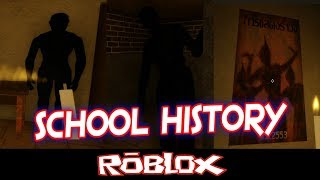 HISTOIRE DE SCHOOL par TubPong [Roblox]