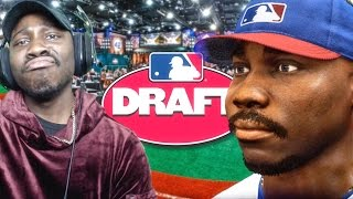 1ST ROUND PICK IN MLB DRAFT! MLB The Show 17 Road to the Show Gameplay Ep. 2
