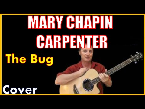 The Bug Cover by Mary Chapin Carpenter