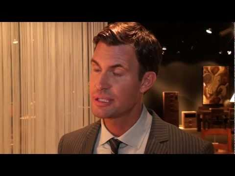 """Flipping Out"" Star Jeff Lewis at Las Vegas Design Center"