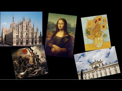 Geschichte der Weltkunst - von der Gotik bis zur modernen Kunst (Doku Hörbuch)
