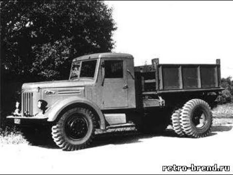 Техническое обслуживание автомобилей КрАЗ Архив