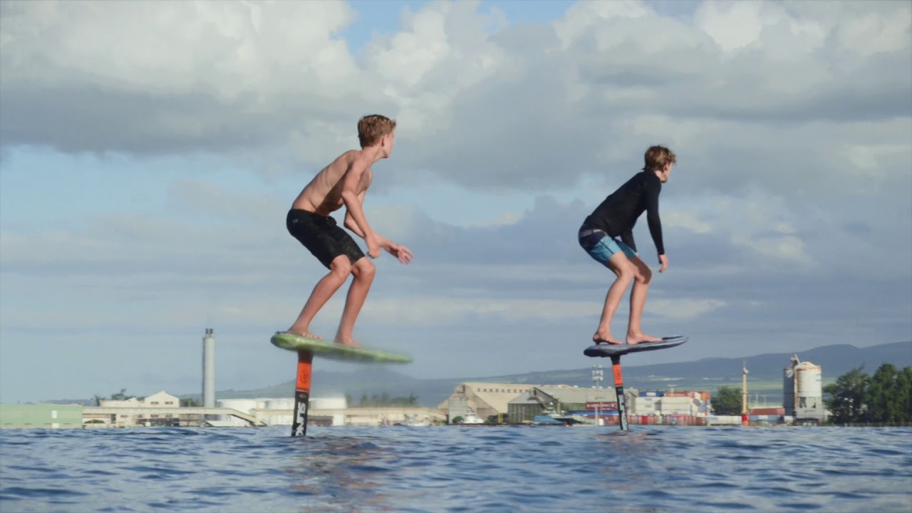 WAKE SURF FOIL : Any Boat, Anywhere, Anytime   Slingshot