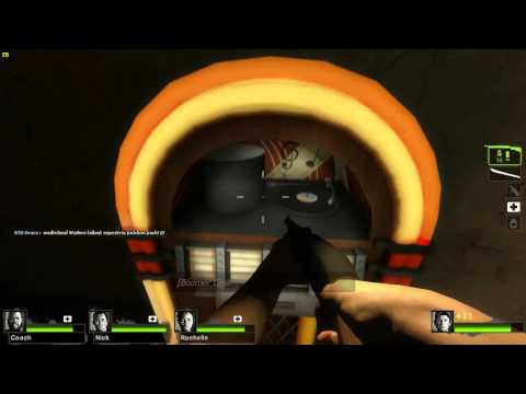 Fallout Equestria jukebox mod for left 4 dead 2