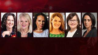 Women in Leadership   Q&A