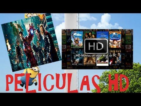 LAS MEJORE 5 PAGINAS PARA VER PELICULAS HD 2016