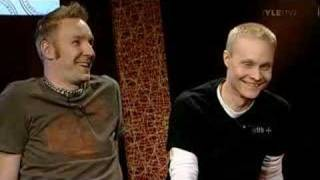 Poets Of The Fall Interview The Ultimate Fling Acoustic W Eng Subs 1 2