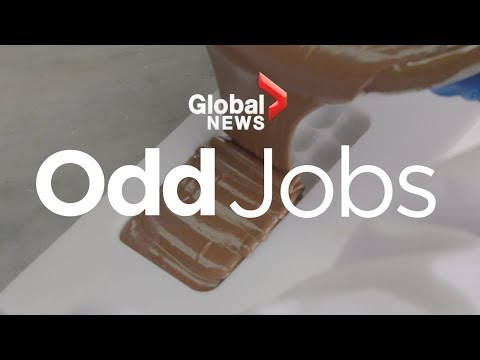Odd Jobs: Chocolate taste tester