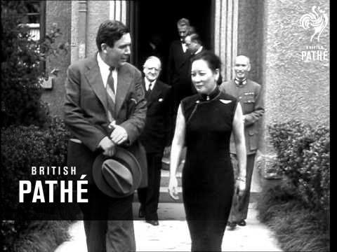 Wendell Willkie In Chungking - September 1942 (1942)