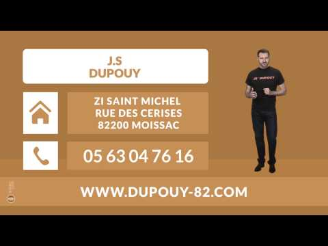 Terrassement, Assainissement, Travaux publics - Moissac (82) - DUPOUY J S SARL