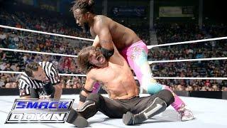 Kofi Kingston vs. AJ Styles: SmackDown, June 2, 2016