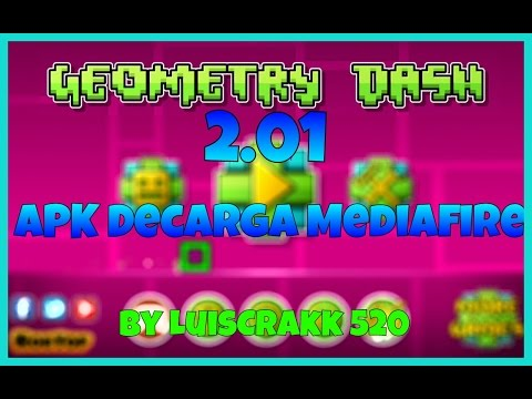 Geometry Dash 2.0 APK (MediaFire)