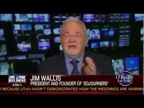 Jim Wallis Discusses Pope Francis on the O'Reilly Factor