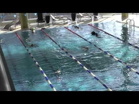 Голые парни в бассейне видео WikiBitme