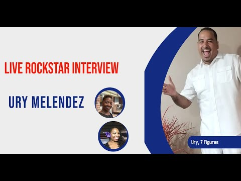 Rockstar Interview with Ury Melendez
