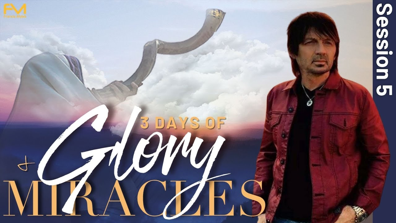 Download 3 Days of Glory - Session 5, Prophet Robin Bullock