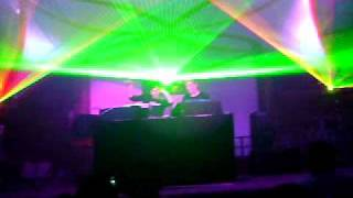 Paradise Garage 28/11/2009 Kyau & Albert 2  - I Love You + Paul Van Dyk - For An Angel.AVI