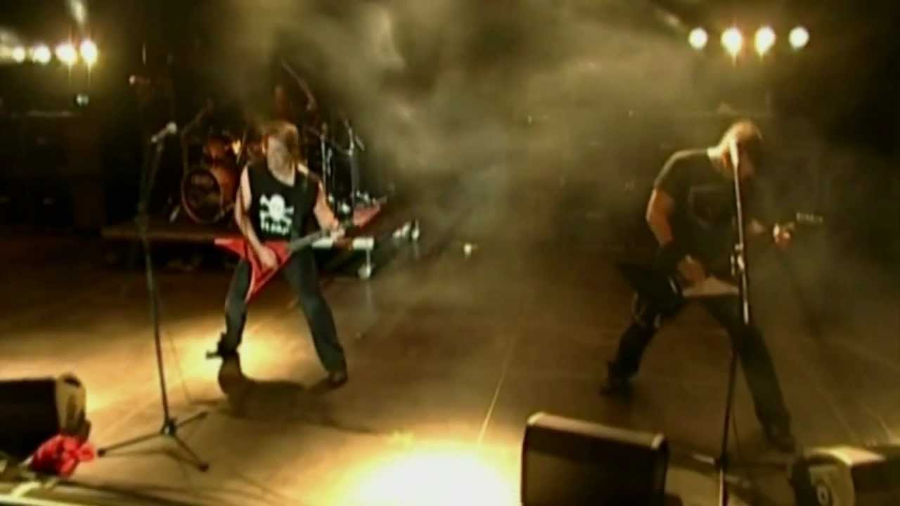 Resultado de imagen de Annihilator - Live At Masters of Rock 2008 - Full Concert [HD]