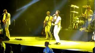 Maroon 5 Daylight   Melbourne Concert 12 October 2012