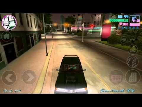 Asus Zenfone 5 Gaming-GTA Vice City & GTA 3