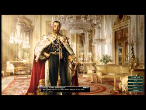 United Kingdom - George V | War