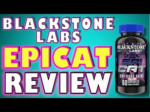 EpiCat by BlackStone Labs Review Muscle Builder