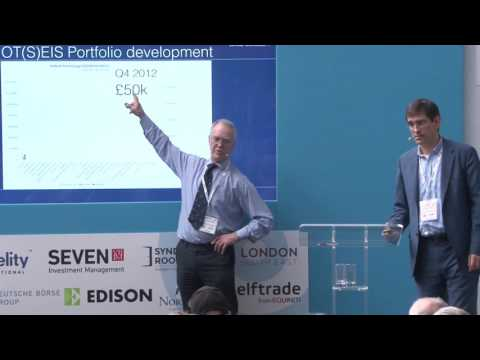 Oxford Technology | Rising Stars Stage | Master Investor Show 2017