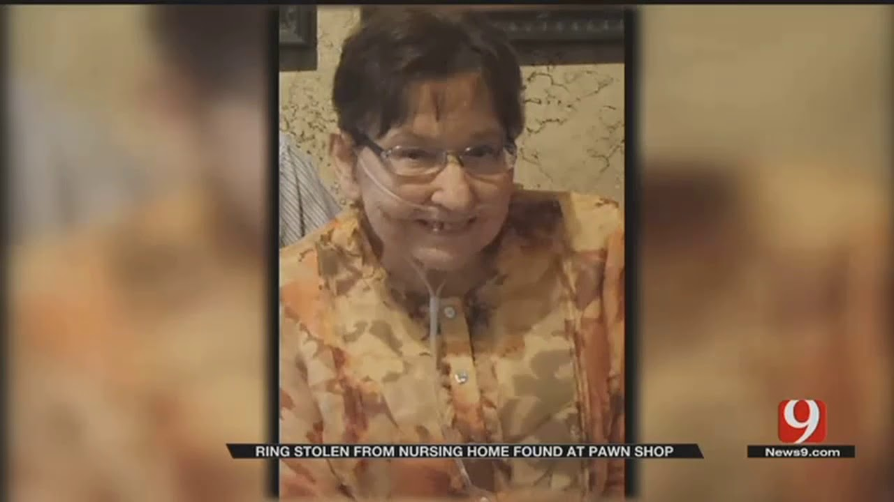 7e915d2b3bfb9 Elderly Woman's Stolen Wedding Ring Found At OKC Pawn Shop