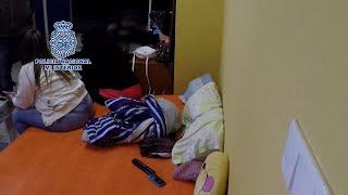 Policía libera a cuatro mujeres explotadas sexualmente en Lleida