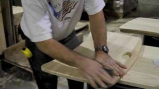 How Our Portable Folding Work Desk Tops Are Made