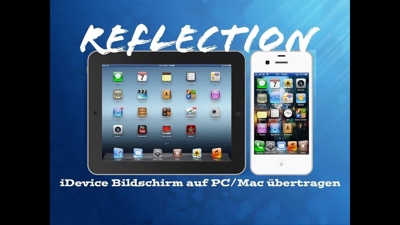 iphone bildschirm auf windows übertragen
