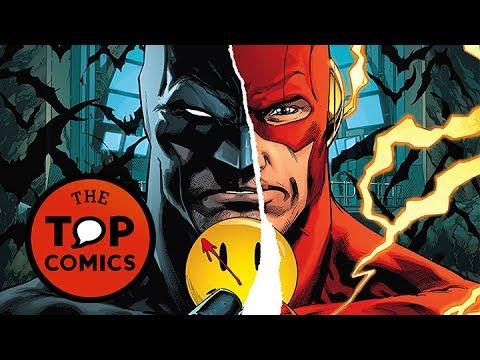 The Button l ¿Dr Manhttan, el Dios de DC Comics?