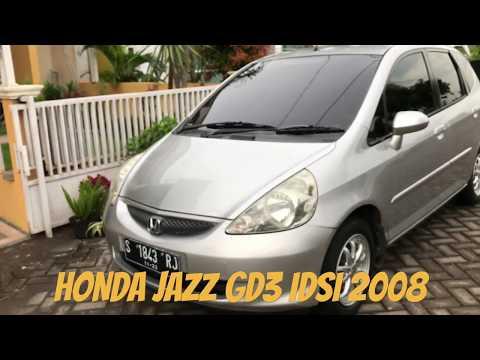 Review Part 1 Jazz Gd3 I-dsi 2008 #CARVLOG