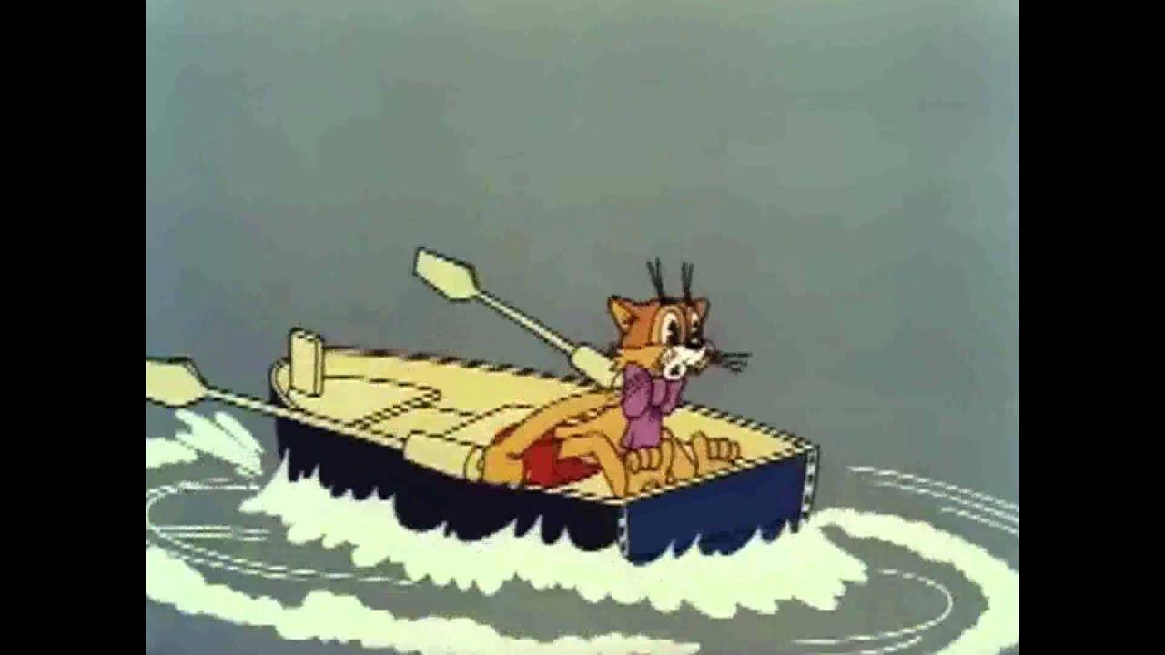 как леопольд ловил рыбку