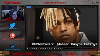 XXXTentacion - chat research on putting the case together