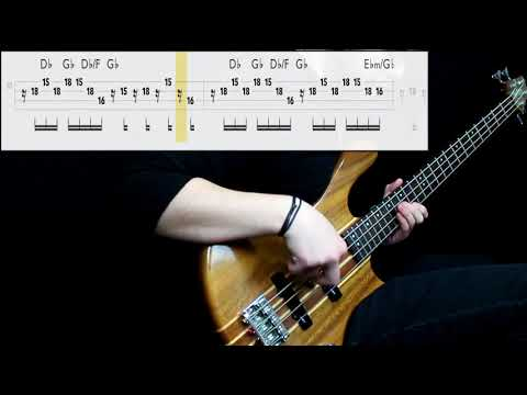 Vulfpeck - Animal Spirits (Bass Cover) (Play Along Tabs In Video)