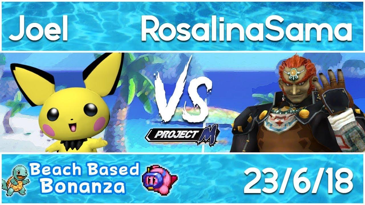 Beach Based Bonanza 22 Legacy Xp Joel Pichu Lucina Vs Rosalinasama Mage Ganon Geno