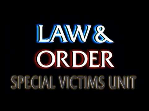 Law & Order: SVU Opening