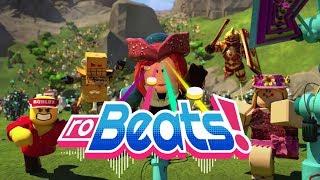 "Roblox RoBeats [Roblox Anthem ""Here we go""] (FC 100%)"