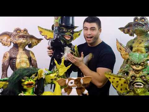 Creature Features: Dylan Ezzie's Gremlins Collection