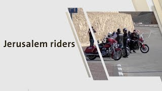 Jerusalem riders