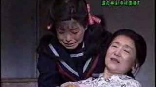 博多座での公演です。 吉野悦世さんが妹役、衣通真由美さんがお姉さんの...
