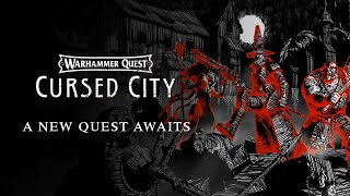 Warhammer Quest: Cursed City - Full reveal