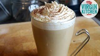 How To Make A Spiced Pumpkin Latte